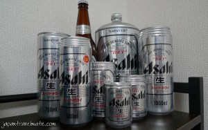 asahi-beer-collection
